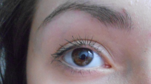 False Lash 4D Waterproof Mascara close-up