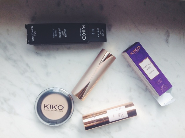 KIKO SEPTEMBER HAUL - JENNY AND HER BEAUTY MIRROR